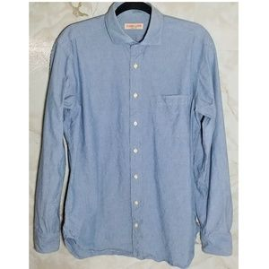 """Culwell & Son Dallas Texas Custom Work Shirt 16.5"""""""